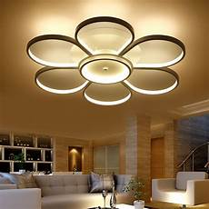 Led Beleuchtung Wohnzimmer Decke - surface mounted ceiling lights led light living room