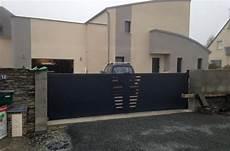 installation d un portail coulissant installation d un portail coulissant de 5 m 232 tres