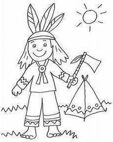 Malvorlage Indianer Kopf Cowboys Indianer Kostenlose Malvorlage Indianer Und