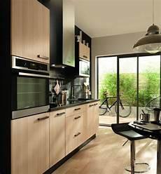 ou trouver des facades de cuisine cuisine en longueur am 233 nagement 12 mod 232 les en photos