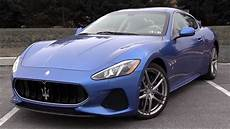 2018 maserati granturismo review youtube
