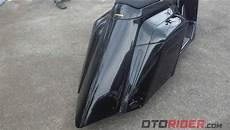 Modifikasi Honda Pcx 2019 by Modifikasi Honda Pcx Custom Bagger Di Honda Ride 2019