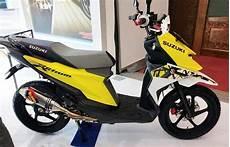 Modifikasi Suzuki Nex 2 by Modifikasi Suzuki Nex Ii Til Keren Dengan Konsep