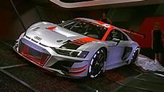 2019 Audi R8 Lms Gt3 Is Lighter Stiffer And Angrier