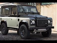 land rover defender autobiography limited edition
