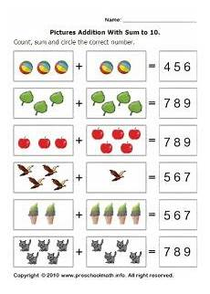addition worksheets for preschool with pictures 9948 addition worksheet for preschool and kindergarten preschool and kindergarten