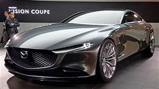 Look Mazda Vision Coupe The Future Of Kodo