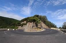 Virage De Route De Montagne Tenerife Photo Stock Image