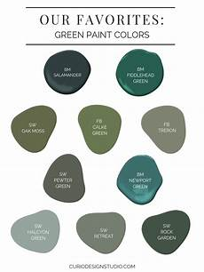 our favorite green paint colors st paddy s day curio design studio
