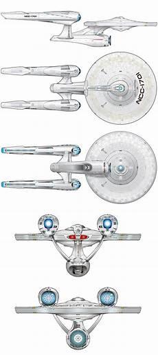Trek New Uss Enterprise Starships Schematics