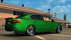 Skoda Superb Rs Edit Ets 2 Mods