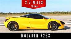 2019 mclaren 720s top speed test