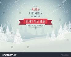 merry christmas landscape vector 159247454