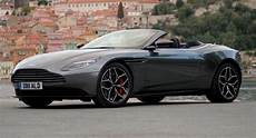 aston martin db11 volante aston martin db11 volante is it an all athlete
