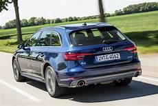 Audi A4 Avant G 2017 Erste Fahrt Im Erdgas Kombi