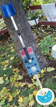 vintage whites metal detector coinmaster 6000 d geb discriminator tested and works the power