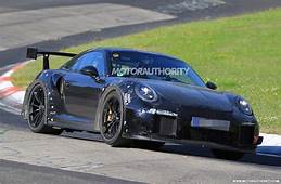 Porsche To Offer 911 GT2 With PDK Only Manual As No Cost