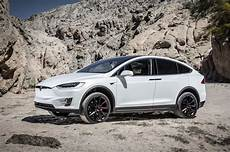 2016 Tesla Model X P90d Ludicrous Test Review