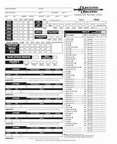 character sheet d d blank dnd character sheet pg1 by seraph colak