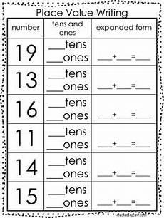 identifying place value worksheets for grade 2 5158 10 place value worksheets writing tens and ones and expanded form kdg 1st grad place value