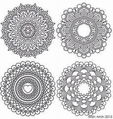 Mandala Klein - coloring mandala coloring pages and mandala coloring on