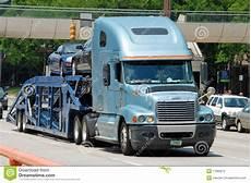 classe véhicule autoroute grand v 233 hicule moderne am 233 ricain classique de transport de camion photo stock 233 ditorial image