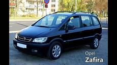 Opel Zafira Najlepszy Diesel W Oplu 2 0 Dti 101 Km