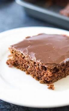 classic chocolate sheet cake recipe