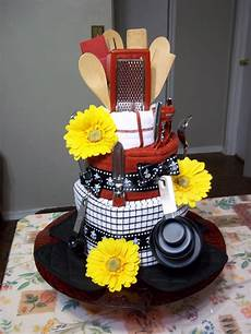 dish towel cake i made for a bridal shower craft ideas dish towel cakes bridal shower