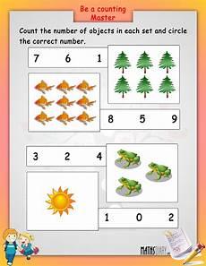 lkg math worksheets page 3