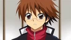 Terkeren 28 Gambar Anime Cowok Keren Berkacamata Gani