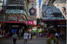 hong kong rents soar squeezing out small shops the new york times