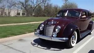 1937 Chrysler Airflow Classic Car Today  YouTube