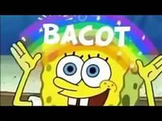Gambar Spongebob Pelangi Imajinasi