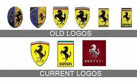 Ferrari Logo History  Logos