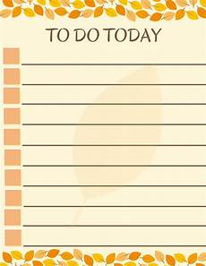 Adorable And Free Printable To Do Lists For Busy Parents
