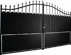 portail en fer 4 metres pas cher portail coulissant 4 metres pas cher beautiful affordable