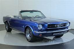 Ford Mustang Cabriolet 1965 For Sale At ERclassics