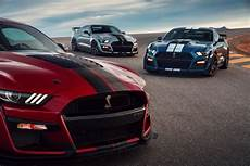 Shelby Mustang Gt500 2020