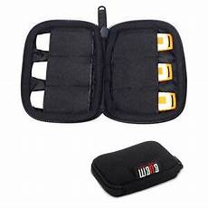 Bubm Protective Storage Travel Carry by Bubm Travel Flash Drive Carry Protection Can Storage