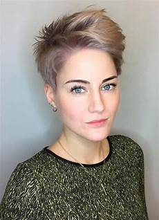classy and simple short hairstyles for women fashionre