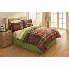 castlecreek montana plaid bed set 667186 comforters at