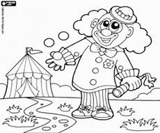 zirkus ausmalbilder jongleur ausmalbilder clown jongleur zum ausdrucken