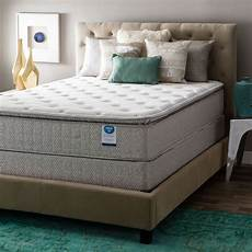 shop spring air value collection tamarisk king size pillow top mattress free shipping