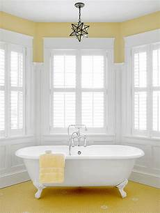 Small Bathroom Ideas Yellow by Yellow Bathroom Decorating Design Ideas