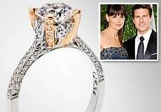 poster famous engagement rings in history