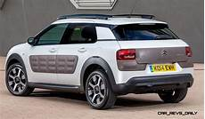 2015 Citroen C4 Cactus Is Large Cabin Crossover With Funky