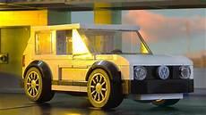 Lego Volkswagen Golf Mkii Moc