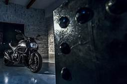 Ducati Opens The Gates Of Hell To Release Diavel