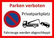 parken verboten schild zum ausdrucken word muster